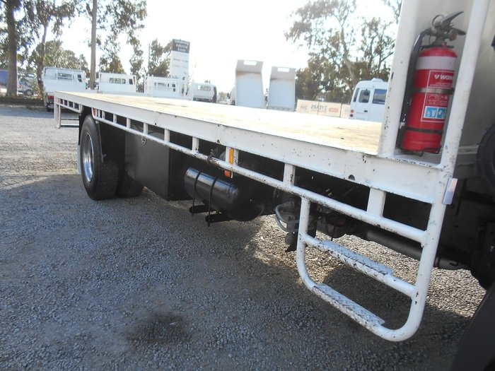 2009 HINO GH 1727 null null White
