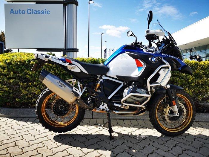 2019 BMW R 1250 GS ADVENTURE RALLYE X null null Blue