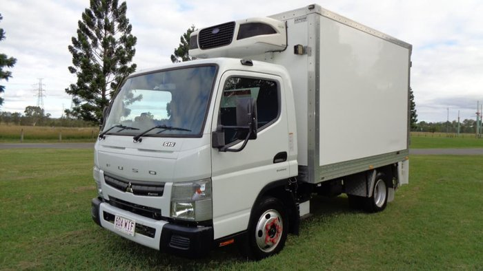 2015 MITSUBISHI CANTER 515 WIDE null null White