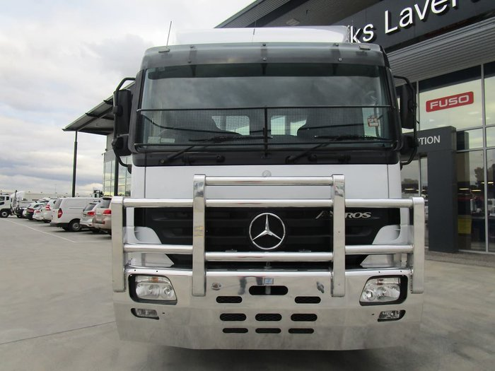 2008 MERCEDES-BENZ 2636 null null WHITE