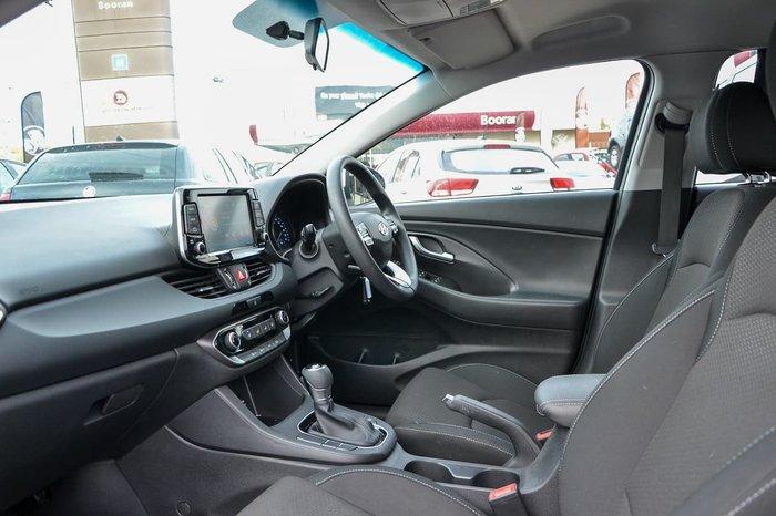 2019 Hyundai i30 Go PD MY19 Red