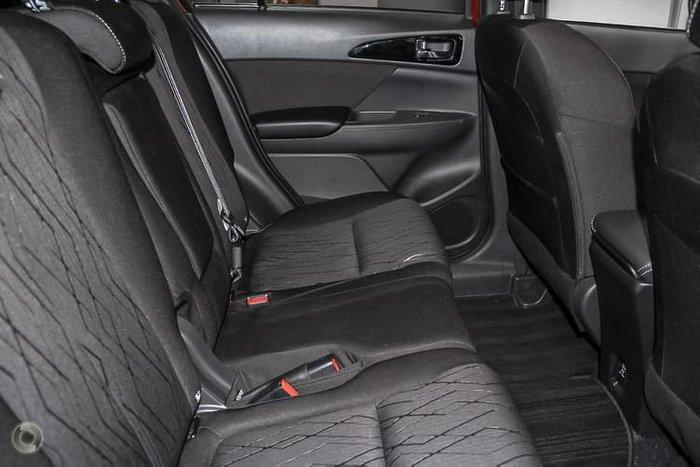 2020 Mitsubishi Eclipse Cross Black Edition YA MY20 Red