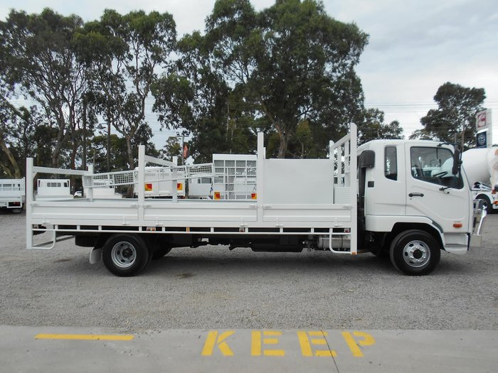 2014 FUSO FIGHTER 1024 null null White