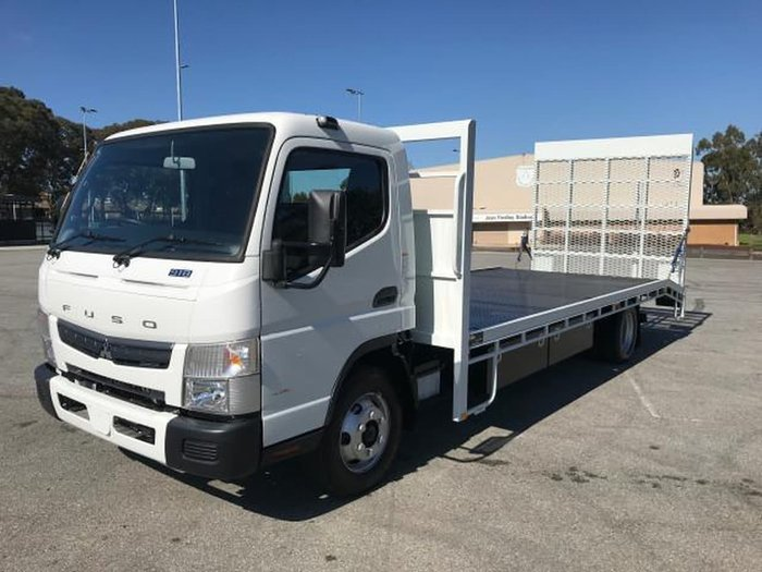 2019 FUSO CANTER 918 WIDE FECX1KR4SFAD null null White
