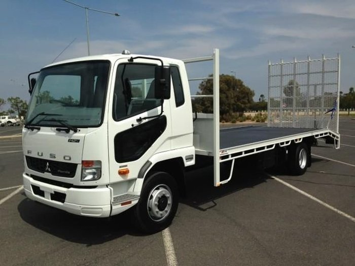 2019 FUSO FIGHTER 1424 null null White