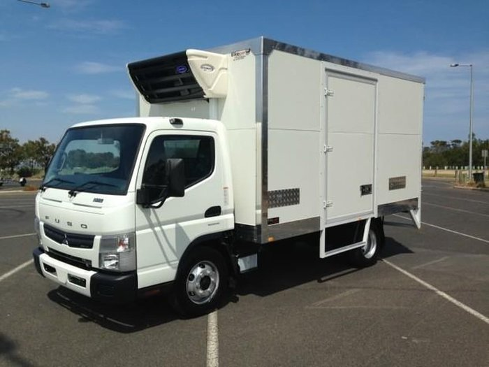 2020 FUSO CANTER 815 WIDE null null White