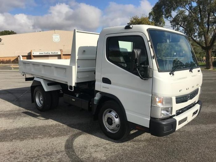 2021 FUSO CANTER 815 FEC81CR3SFBC White