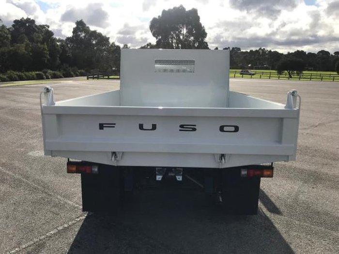 2021 FUSO CANTER 815 FEC81CR3SFBC White