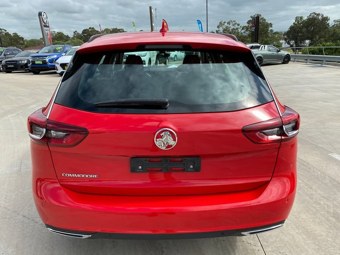 2019 Holden Commodore LT ZB MY19.5 Red