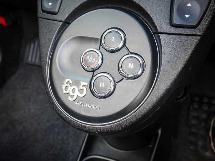 2012 Abarth 500 Esseesse C Series 1 White