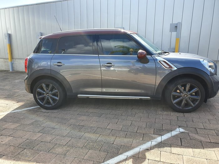2016 MINI Countryman Cooper S R60 MY15 Grey