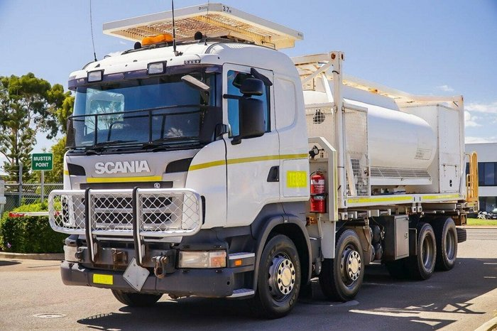 2010 SCANIA R420 null null White