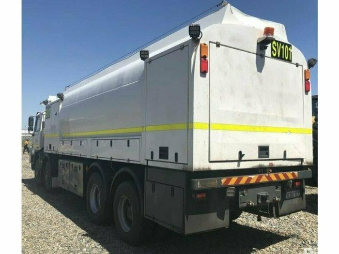 2012 TATRA TERRNO.1 8X8 SERVICE TRUCK null null White