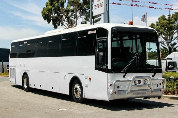 2011 BCI CLASSMASTER null null White