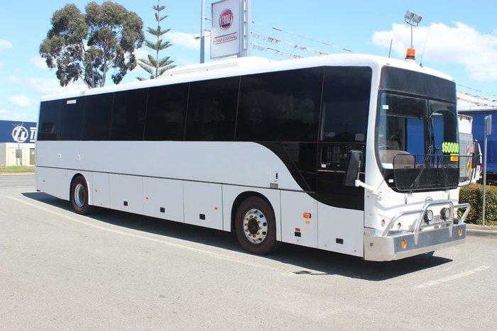 2011 DAEWOO BH117 White
