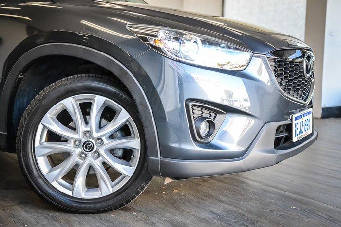 2013 Mazda CX-5 Maxx Sport KE Series MY13 Four Wheel Drive Grey