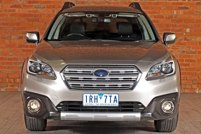 2017 Subaru Outback 2.5i Premium 5GEN MY17 Four Wheel Drive Brown