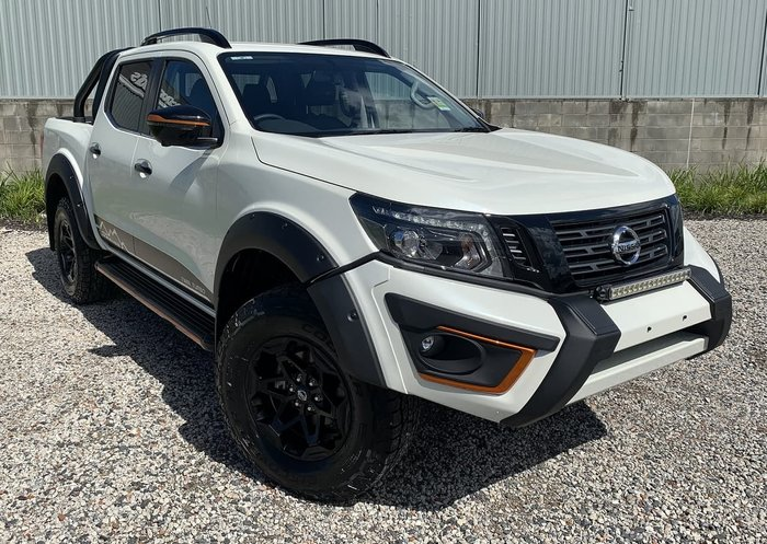 2019 Nissan Navara N-TREK Warrior
