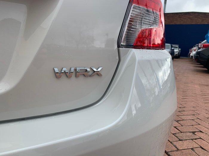 2018 Subaru WRX Premium V1 MY18 Four Wheel Drive White
