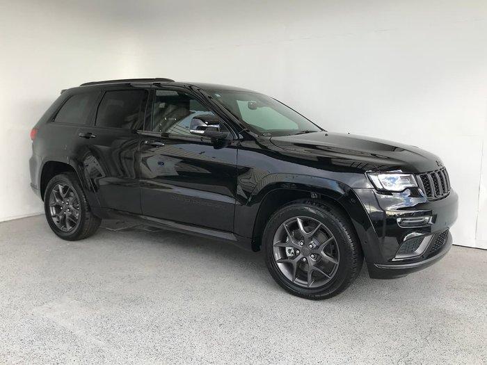 2019 Jeep Grand Cherokee S-Limited WK MY20 4X4 Dual Range Black