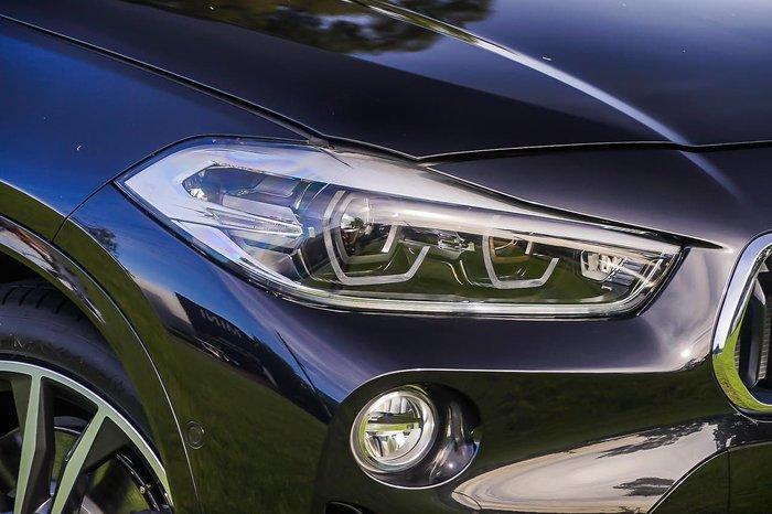 2020 BMW X2 xDrive20d M Sport F39 Four Wheel Drive Black