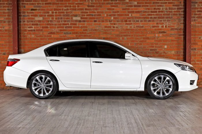 2016 Honda Accord V6L 9th Gen MY15 White