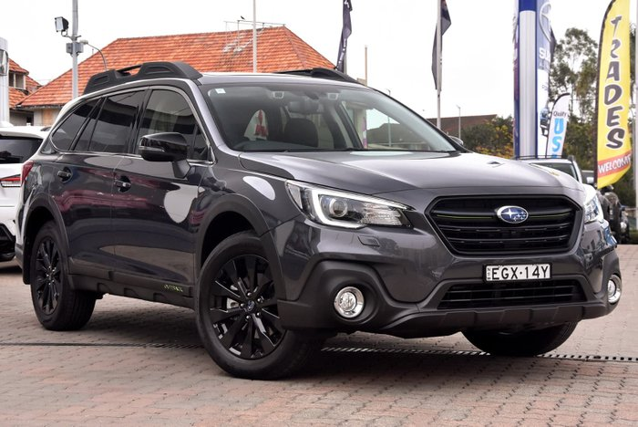 2020 Subaru Outback 2.5i-X 5GEN MY20 Four Wheel Drive Grey