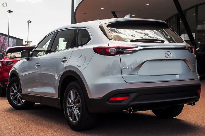2020 Mazda CX-9 Touring TC Silver