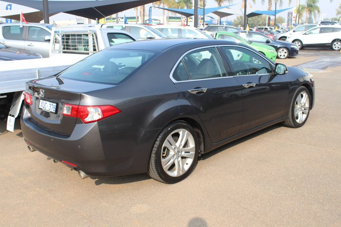 2010 Honda Accord Euro Luxury 8th Gen MY11 Grey