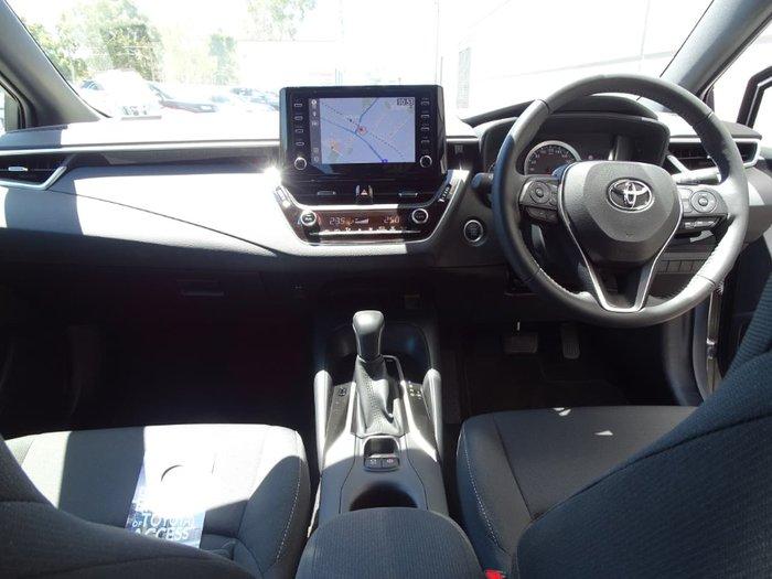 2018 Toyota Corolla SX MZEA12R Silver