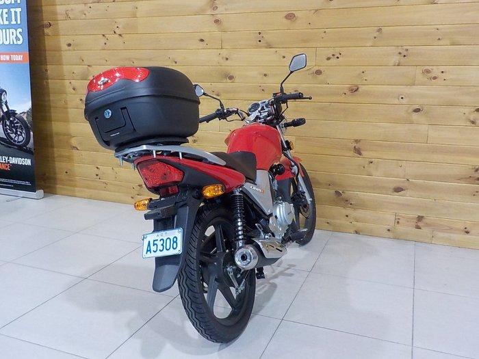 2019 Honda CB125E