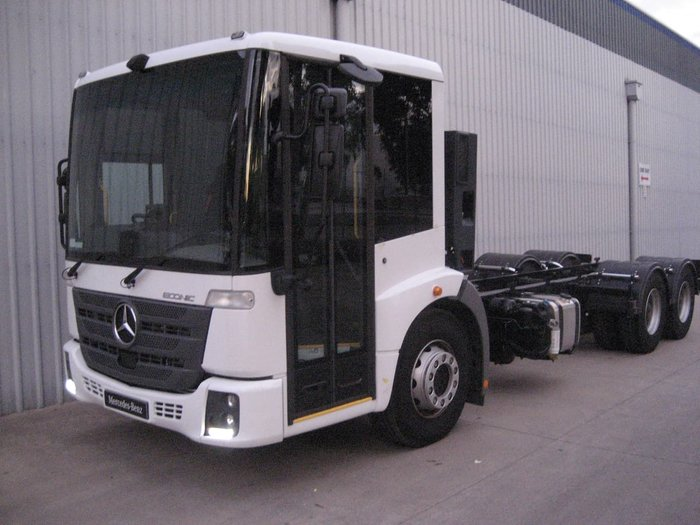 2020 MERCEDES-BENZ ECONIC 2630 6X4 null null White