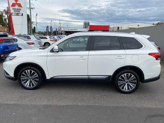 2019 Mitsubishi Outlander LS ZL MY19 White
