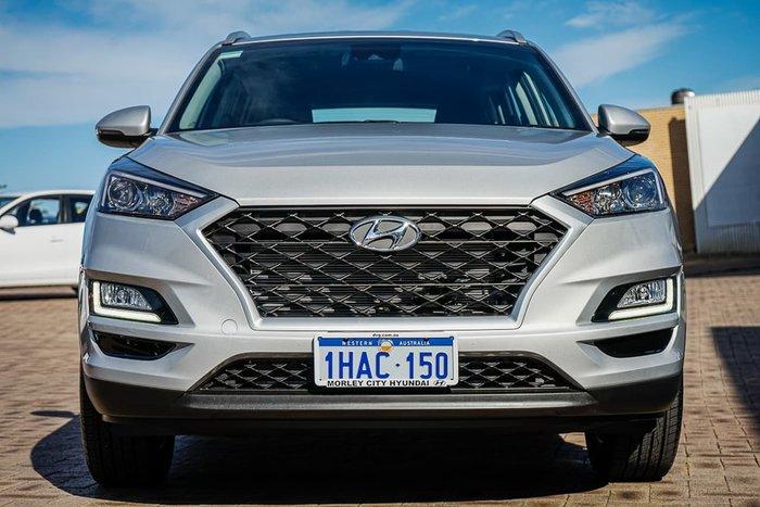 2020 Hyundai Tucson Active TL4 MY20 Silver
