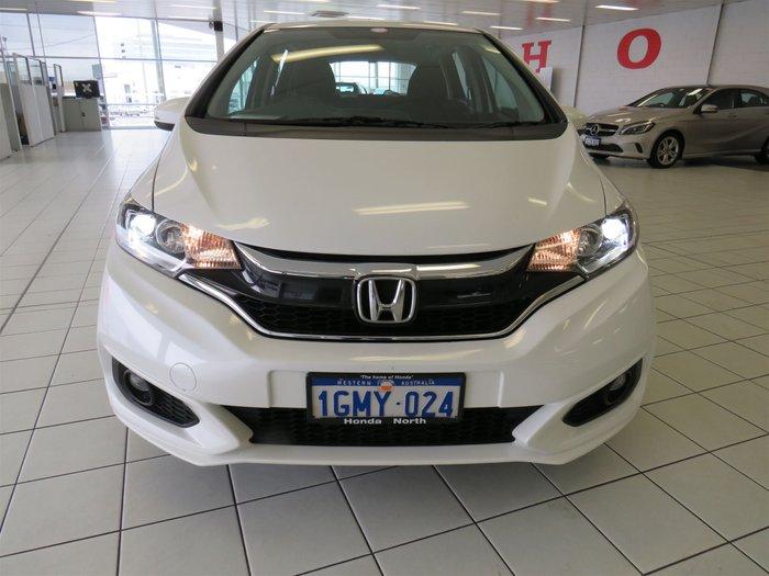 18 Honda Jazz