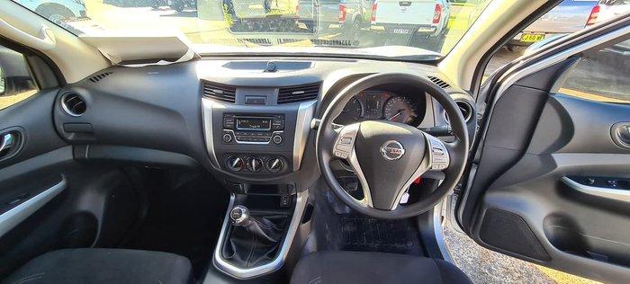 2019 Nissan Navara RX D23 Series 3 Silver
