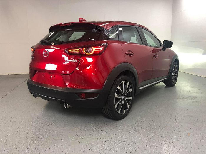2019 Mazda CX-3 sTouring DK Red