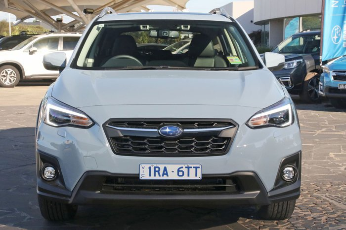 2019 Subaru XV 2.0i-S G5X MY20 Four Wheel Drive Grey