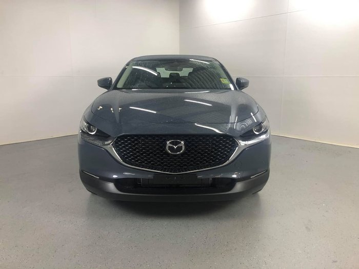 2020 Mazda CX-30 G20 Evolve DM Series Grey