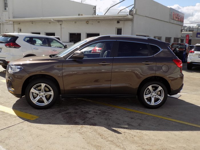 2020 Haval H2 LUX MY20 Brown