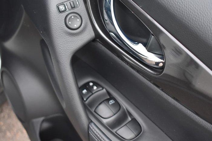 2019 Nissan X-TRAIL ST-L T32 Series II White