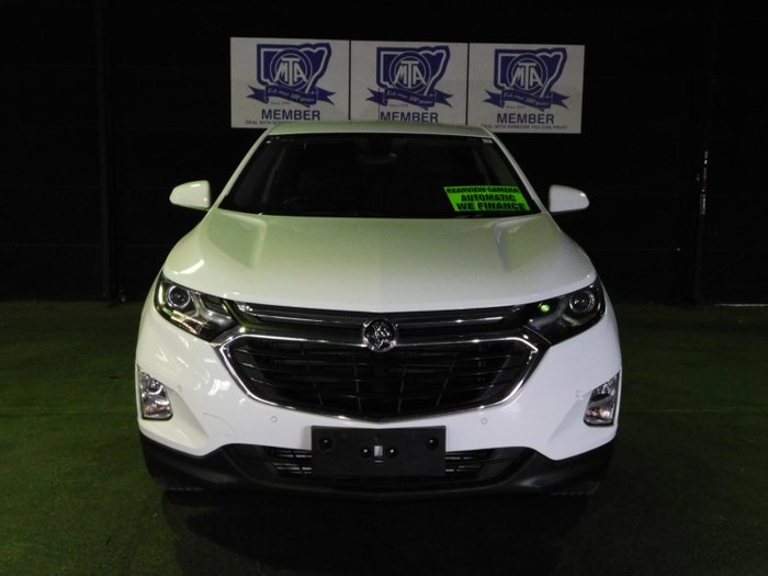2018 Holden Equinox LT EQ MY18 White