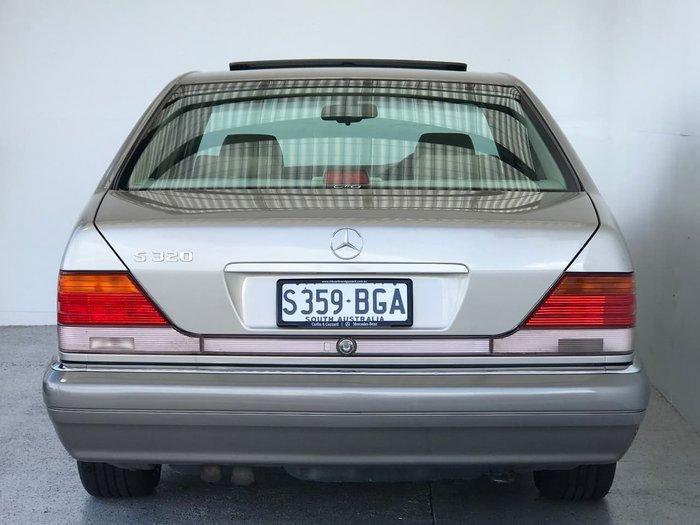 1995 Mercedes-Benz S-Class S320 W140 Gold