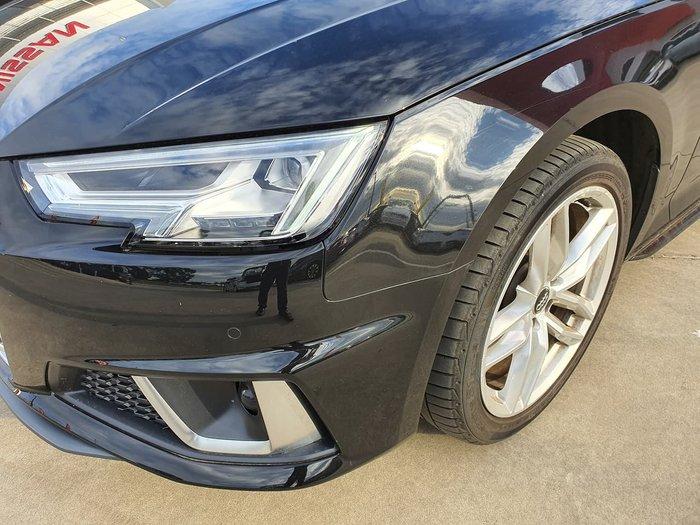 2019 Audi A4 35 TFSI B9 MY19 Black