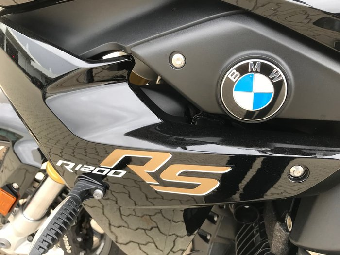 2018 BMW R 1200 RS null null Black