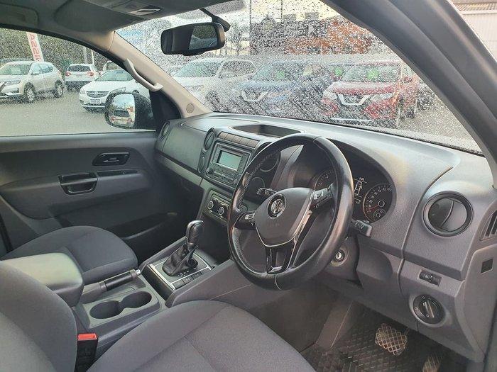 2015 Volkswagen Amarok TDI420 Core 2H MY16 4X4 Constant Grey