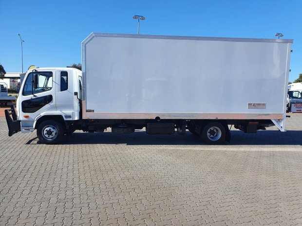 2013 Fuso Fighter 1024 AUTO 5 Ton Van and Lift