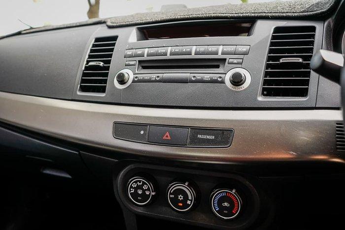 2012 Mitsubishi Lancer Activ CJ MY12 Orange