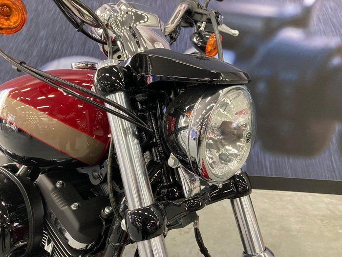 2020 Harley-davidson XL1200C 1200 CUSTOM Billiard Red/Vivid Black