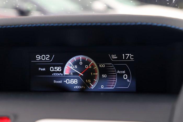 2020 Subaru Levorg 2.0 GT-S V1 MY20 Four Wheel Drive Grey